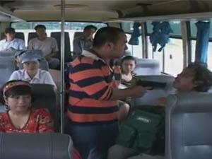 Hài Hiếu Hiền: Tên cướp trên xe buýt