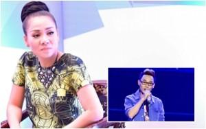 Thu Minh khen ngợi Trúc Nhân trên truyền hình