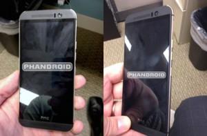 Xuất hiện ảnh thực tế HTC One M9