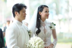 Dustin Nguyễn bí mật đám cưới cùng Bebe Phạm