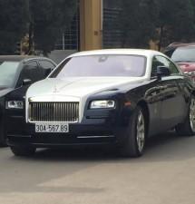 """Rolls-Royce Wraith đầu tiên tại VN mang biển số """"siêu khủng"""""""