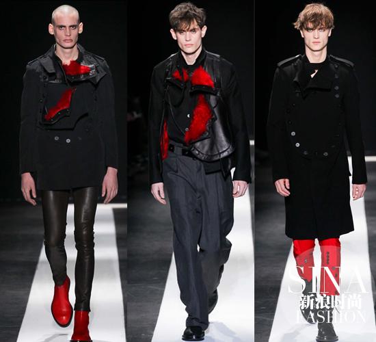 """Thời trang u ám """"phủ bóng"""" sàn catwalk Paris - 5"""