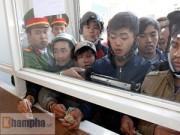 Chen lấn nghẹt thở mua vé xem Công Phượng, Tuấn Anh