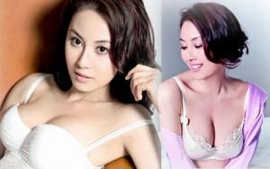 Hoa hậu ảnh HK thừa nhận từng cởi đồ trước mặt đạo diễn