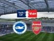 TRỰC TIẾP Brighton - Arsenal: Walcott khai hỏa