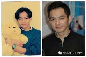"""Ngắm """"mỹ nam"""" Chung Hán Lương xưa và nay"""