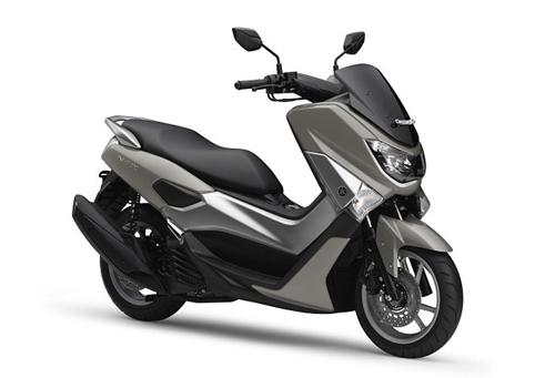 Yamaha NMax lộ diện, rẻ hơn Honda PCX