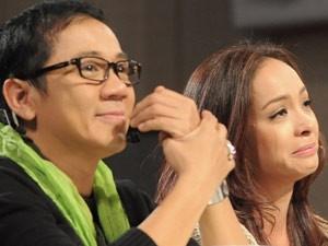 Thành Lộc rơi nước mắt vì tiết mục của nhóm 4 chị em