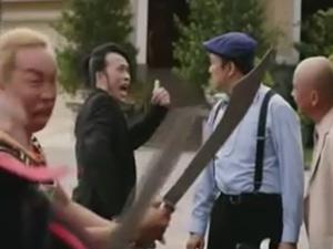Hài Hoài Linh: Giang hồ đánh nhau là phải thế này?