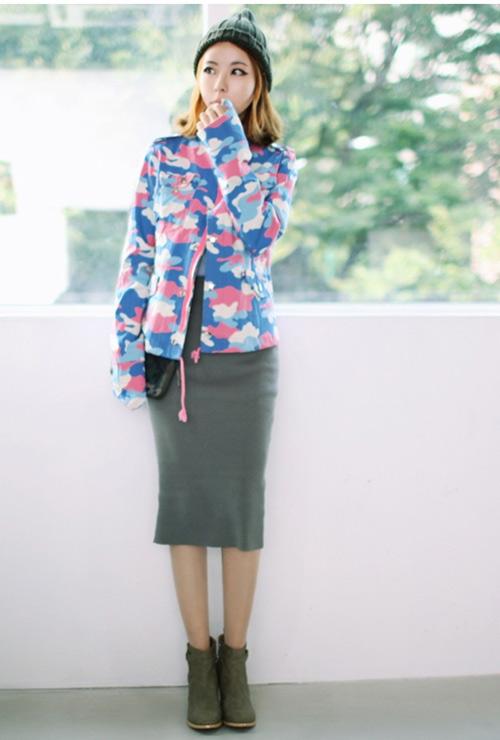Mách khéo cách mặc đẹp với đồ rằn ri - 4