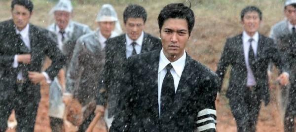 Phim hành động của Lee Min Ho càn quét rạp chiếu Hàn