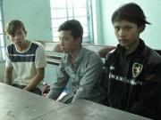 Bắt nhóm thanh thiếu niên đâm CSGT