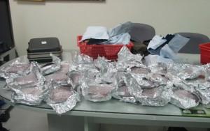 Bắt lô ma túy 1 triệu USD tại sân bay Tân Sơn Nhất