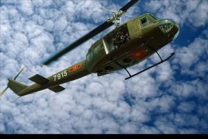 Những thăng trầm của trực thăng UH-1 ở Việt Nam