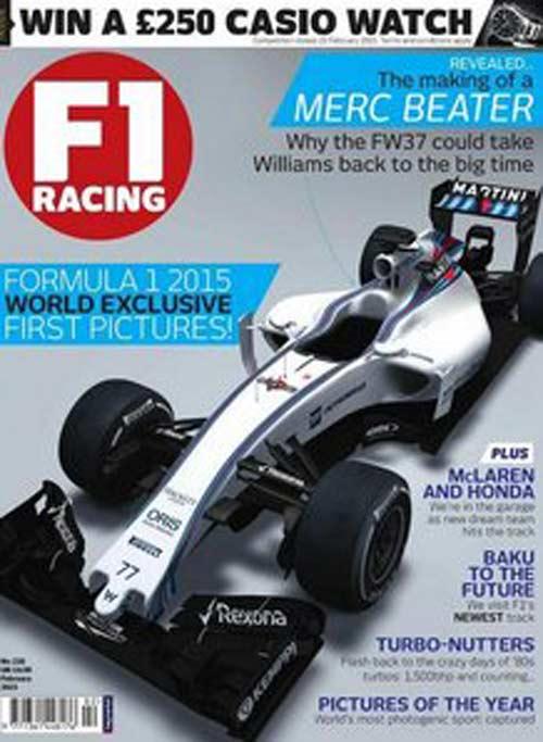 """F1: Chiêm ngưỡng """"chiến mã"""" Williams phiên bản 2015 - 1"""