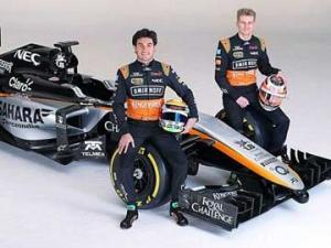 F1: Force India 2015 đặt mục tiêu top 5