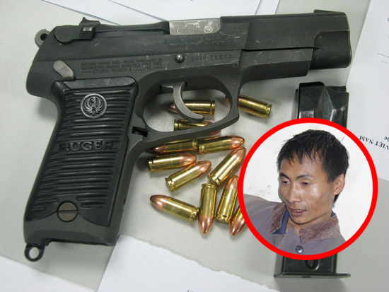 Truy bắt kẻ nghi buôn ma túy, trung úy công an hy sinh - 1