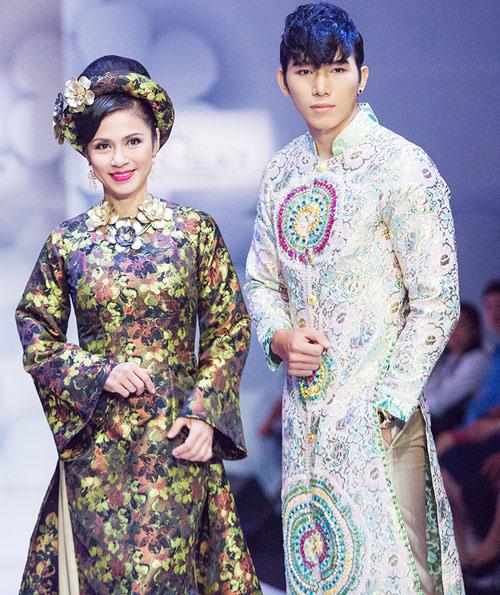 Việt Trinh hóa bà hoàng quyền lực mùa Xuân - 7