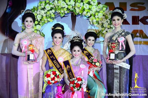 Bất ngờ với vẻ đẹp của 2 tân hoa hậu chuyển giới Thái - 1