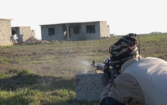 IS thành lập tiểu đoàn bắn tỉa đối chọi Mỹ - 4