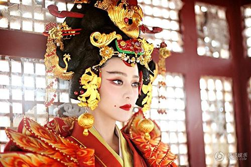 Cảnh đăng cơ Hoàng Hậu hoành tráng của Võ Mỵ Nương - 11