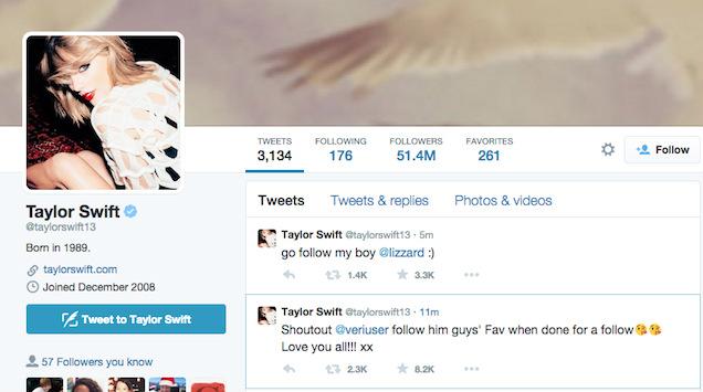 """Talor Swift đăng ký thương hiệu lời ca khúc album """"1989"""" - 3"""
