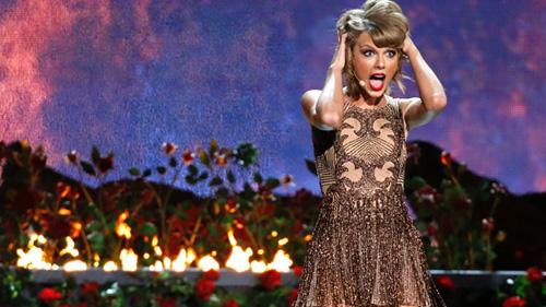 """Talor Swift đăng ký thương hiệu lời ca khúc album """"1989"""" - 4"""