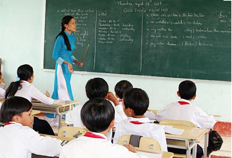 TP.HCM: Cho phép giáo viên đăng ký dạy thêm qua mạng - 1