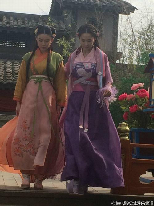 Yoona (SNSD) bị chê với tạo hình cổ trang - 2