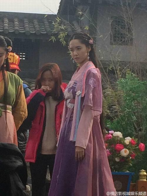 Yoona (SNSD) bị chê với tạo hình cổ trang - 1