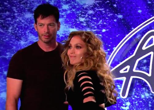 """Jennifer Lopez tát """"người tình hờ"""" trên sóng truyền hình - 2"""