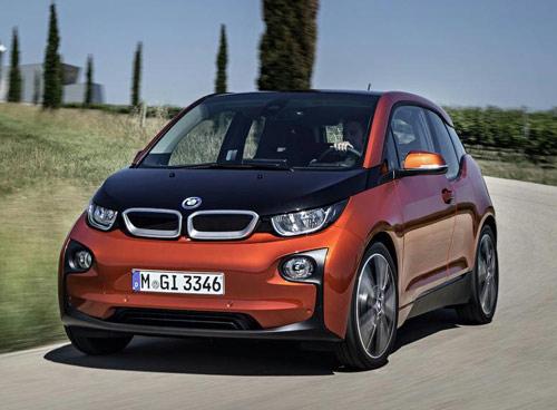 BMW tăng giá bán i3 2015 - 1