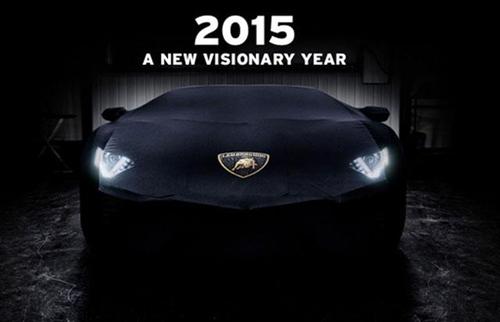 Siêu phẩm Lamborghini Aventador SV ra mắt tháng 3 - 1