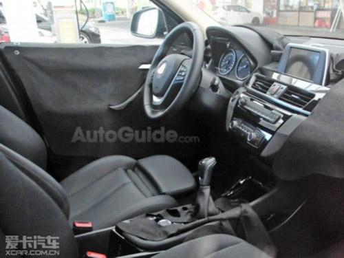 Mục sở thị dòng BMW X1 thế hệ mới - 1
