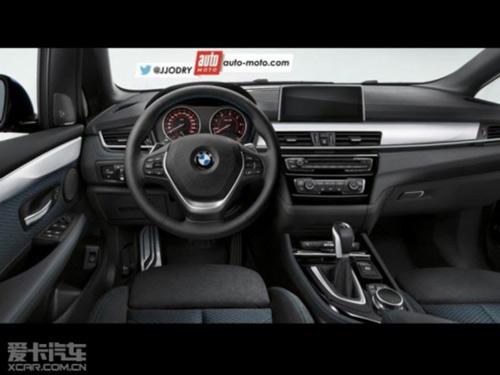 Mục sở thị dòng BMW X1 thế hệ mới - 2