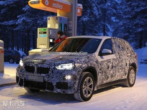 Mục sở thị dòng BMW X1 thế hệ mới - 3