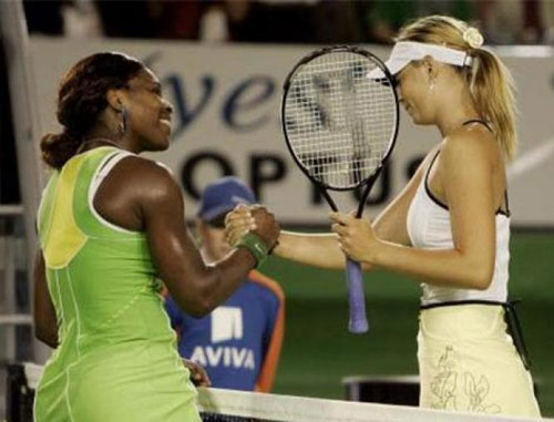 "Sharapova tiếp tục ""hít khói"" Serena - 1"