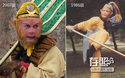Những vai diễn kinh điển của điện ảnh Hoa ngày ấy, bây giờ - 3