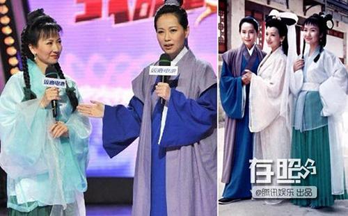 Những vai diễn kinh điển của điện ảnh Hoa ngày ấy, bây giờ - 4