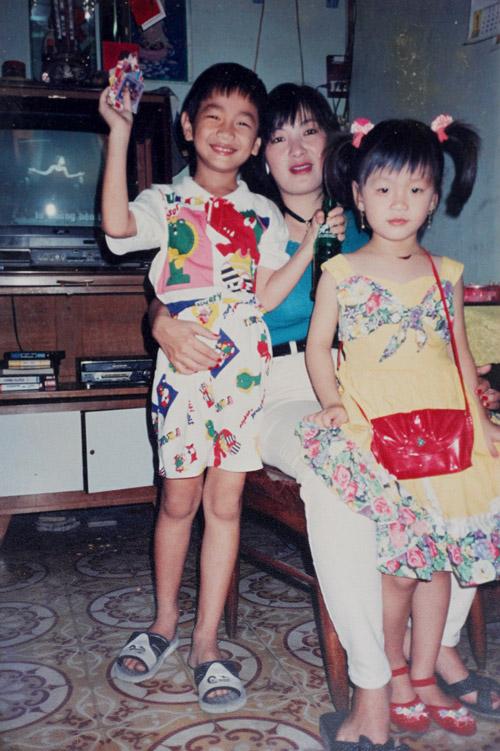 """Lộ ảnh """"xinh từ bé"""" của á hậu Diễm Trang - 3"""