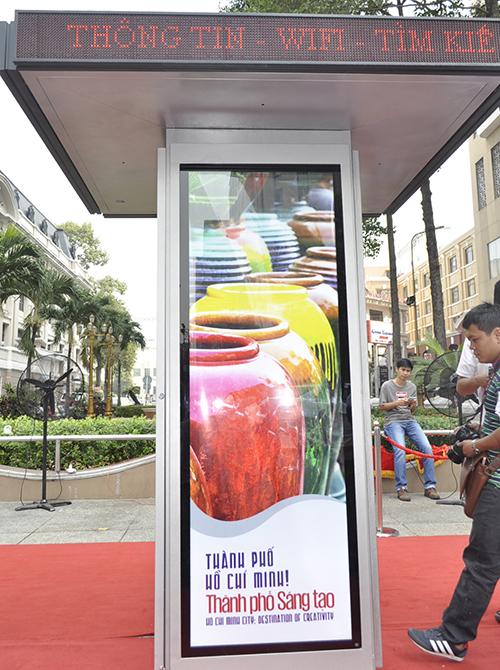 TP.HCM sẽ có 200 trạm điện thoại đa năng và phát Wi-Fi miễn phí - 1