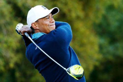 """Tiger Woods tự tin """"hồi sinh"""" kĩ năng siêu phát bóng - 1"""