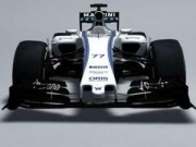 """F1: Chiêm ngưỡng """"chiến mã"""" Williams phiên bản 2015"""