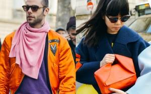 Tín đồ mặc gì đến Couture Fashion Week Xuân hè 2015?
