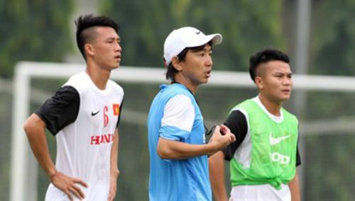 V.League là cơ sở để triệu tập cầu thủ U23 - 1