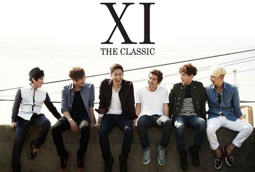 Fan hào hứng đón chờ ca khúc mới của Shinhwa