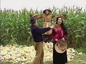 Hài Xuân Hinh: Bù nhìn cướp vợ