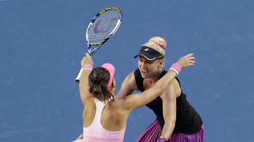 Australian Open ngày 12: Danh hiệu đầu tiên - 1