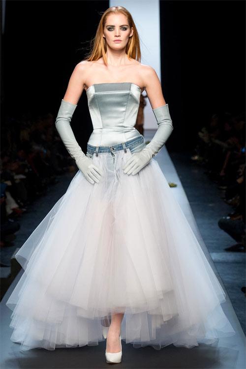 Cô dâu lập dị và vui nhộn của Jean Paul Gaultier - 37