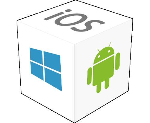 Thị phần Android, iOS và Windows Phone hiện tại ra sao? - 1